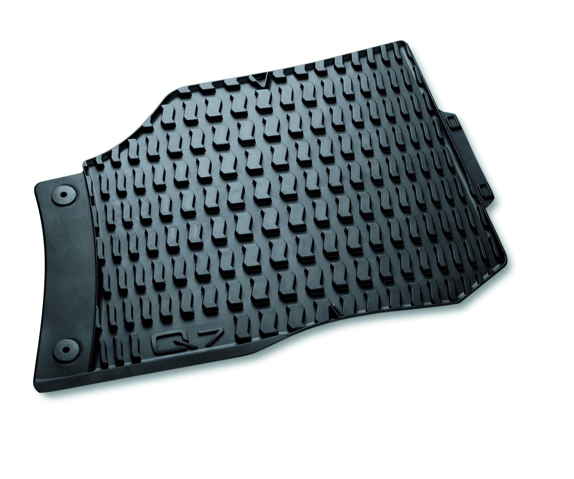 4l1061221041 Audi All Weather Floor Mats Front